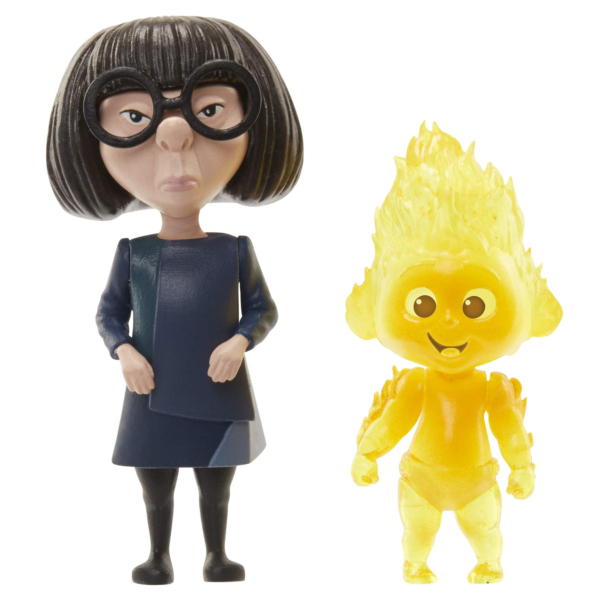 The Incredibles 2 Edna & Fire Jack-Jack Action Figures