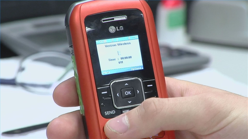 what number to dial to update verizon cell phone