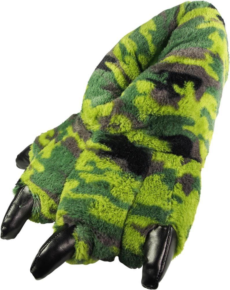 Grizzly Bear Stuffed Animal Claw Paw