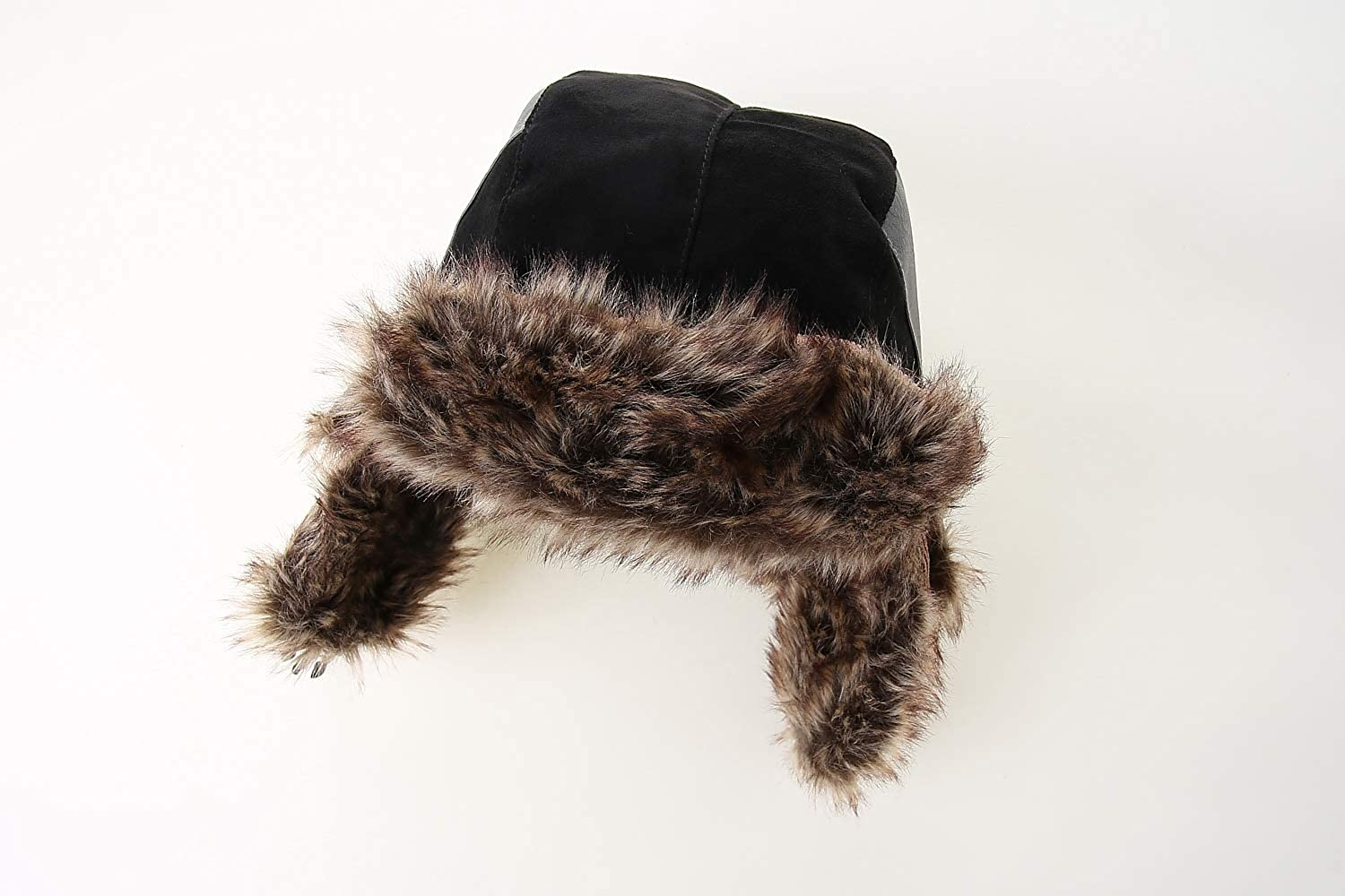 Moon Kitty Little Boys Winter Hat with Large Flaps Kids Nylon Russian//Aviator Winter Earflap Cap
