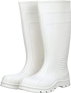 "product image for Heartland Footwear 15"" White Waterproof Boot, Steel Toe"