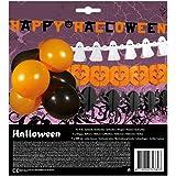 Boland 74389. – Halloween Party Set Luftballons Girlanden
