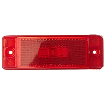 Grote 46872 Sealed Turtleback II Clearance Marker Light (Built-In Reflector): Automotive