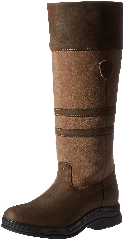 Ariat Women's Ambleside H2O Work Boot B01BQT5B4I 8 B(M) US|Flaxen