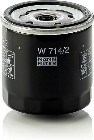 Mann Hummel W7142 Oil Filter Auto