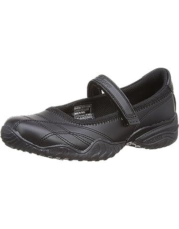 2761bd06 Skechers Velocity Pouty - Bailarinas de cuero niña