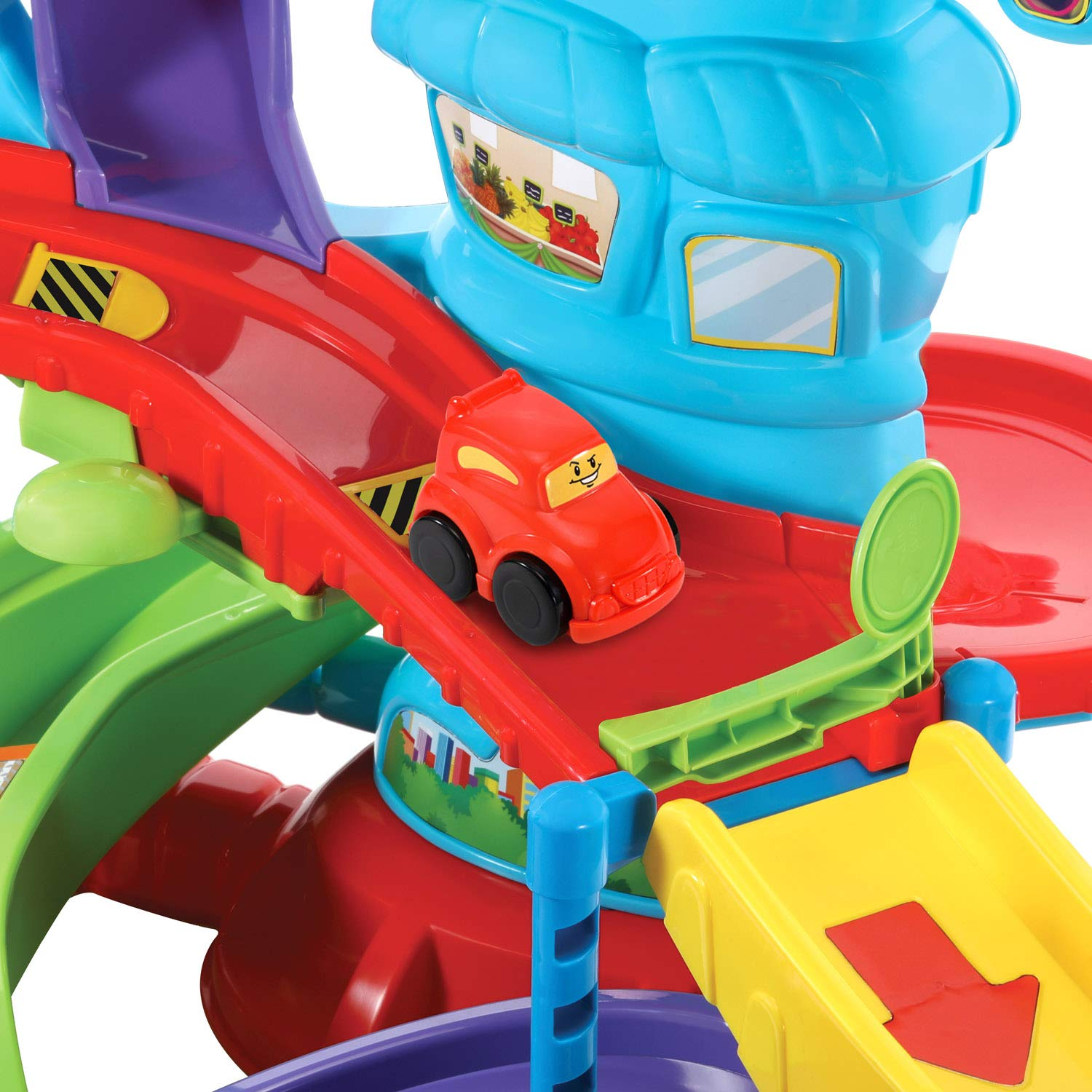 VTech Go! Go! Smart Wheels Launch and Chase Police Tower by VTech (Image #11)