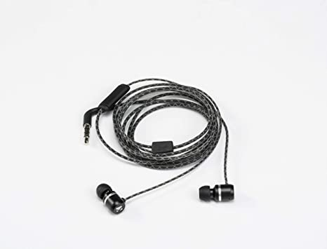 f93ed9e5a39 Kicker 43EB93B Microfit Premium Earbuds | In-Ear Noise-Isolating Earphones  | Silicon ear