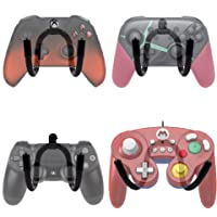 Game Controller Organizer Wall Rack Wall Mount Wall Clip Wall Hanger for Your Universal Game controller, set of 4 - NO…