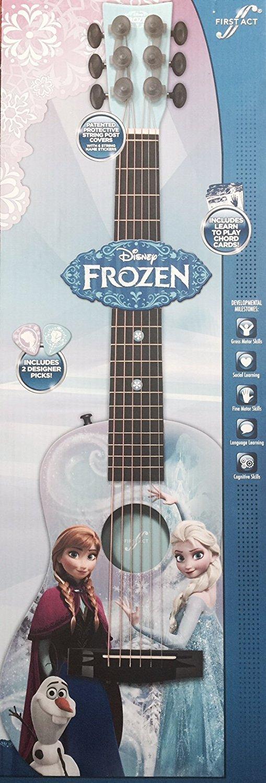 Amazon Frozen Acoustic Guitar Fr735 For Stage 3 Curious