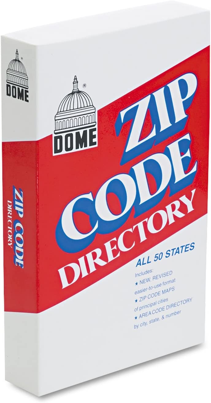 Dome 5100 Zip Code Directory, Paperback, 750 Pages  States Zip Code on 50 states and their abbreviations, 50 states nicknames, 50 states addicting games, 50 states numbers, 50 states maps, 50 states places, 50 states colleges and universities, 50 states rivers, 50 states white pages, 50 states state, 50 states practice sheet, printable united states postal codes, 50 states numbered, 50 states dates, 50 states movies, 50 states year founded, 50 states quilt pattern, 50 states word bank, 50 states largest to smallest, 50 states coloring activity,