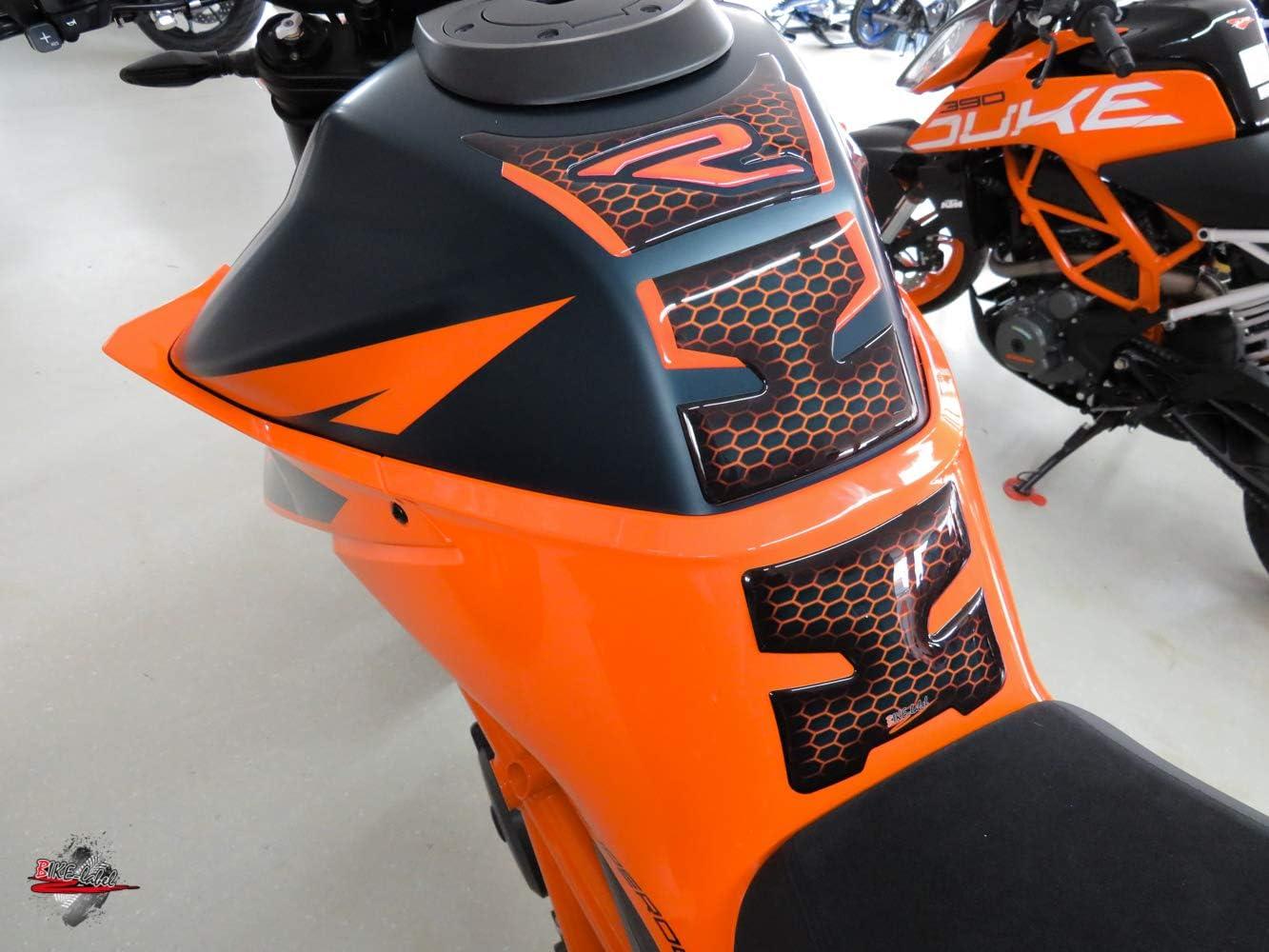 Paraserbatoio compatibile con KTM 1290 Super Duke R BIKE-label 502575-VA anno di costruzione dal 2020