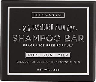product image for Beekman 1802 - Shampoo Bar - Pure Goat Milk - Nutrient-Rich Goat Milk Hair Cleansing Bar - Cruelty-Free Bodycare - 3.5 oz