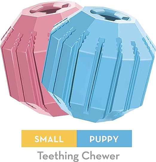 KONG Bola para Cachorros Pequeña: Amazon.es: Productos para mascotas