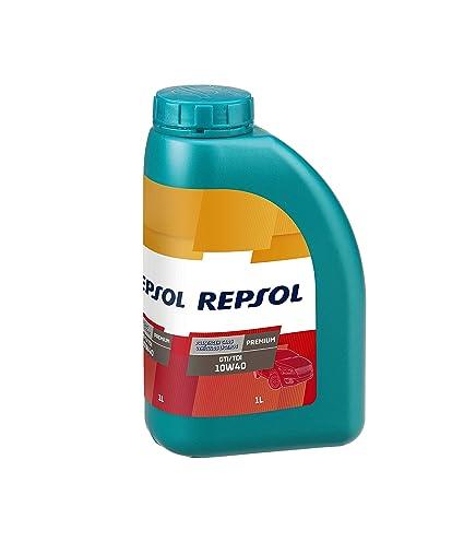 Repsol RP080X51 Premium Gti/Tdi 10W-40 Aceite de Motor para Coche ...