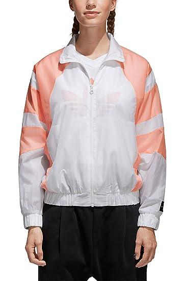 80217f2ad adidas Women's Originals EQT Track Jacket CD6881: Amazon.co.uk: Clothing