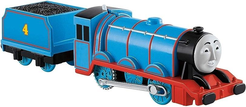 Amazon Com Thomas Friends Trackmaster Motorized Gordon Engine Toys Games