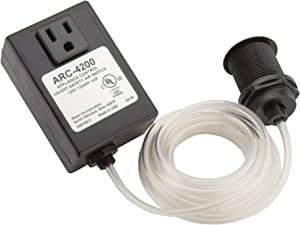 Waste King Garbage Disposal Air Switch Base and Control Unit - ARC-4200,Black