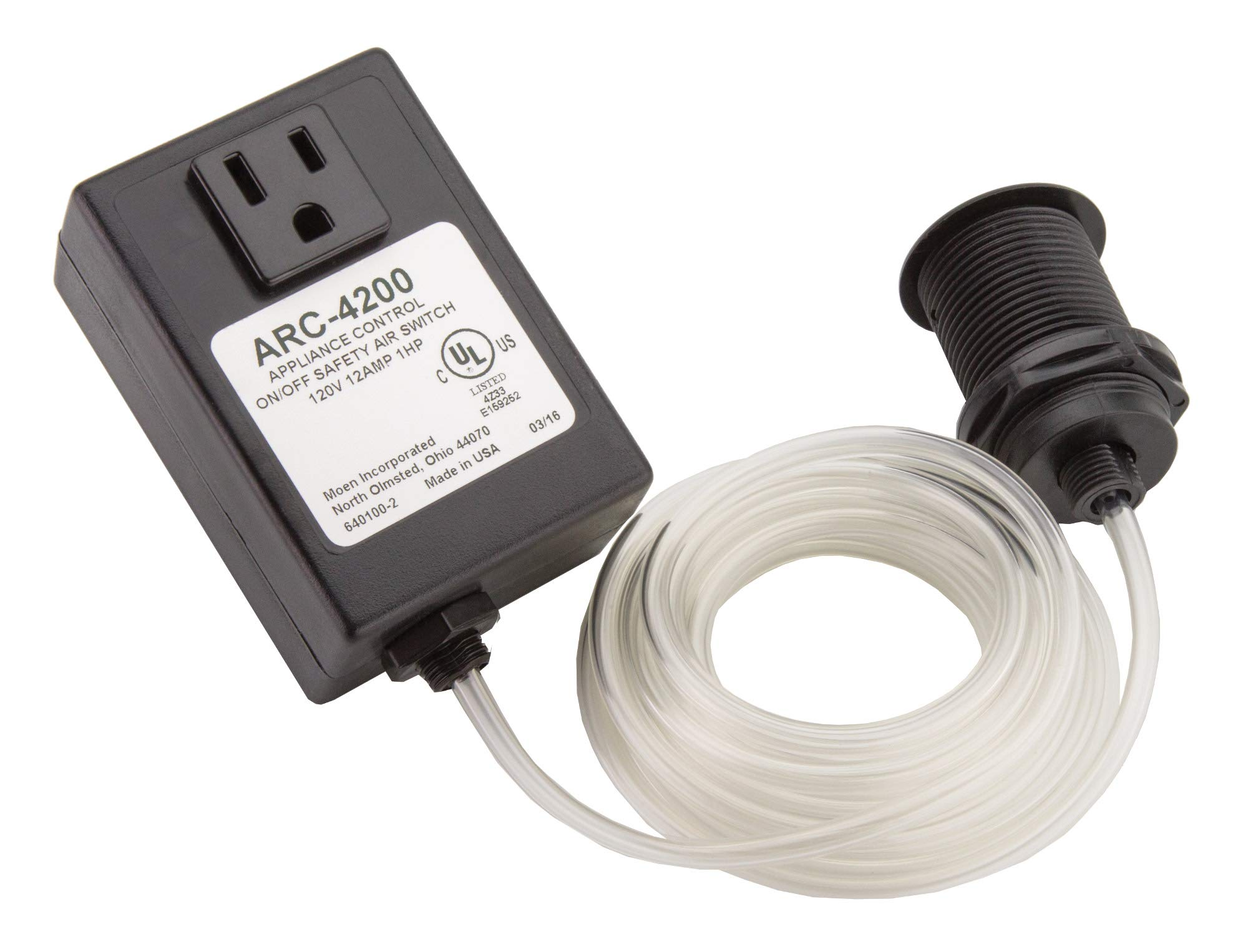 Waste King Garbage Disposal Air Switch Base and Control Unit - ARC-4200 by Waste King (Image #1)