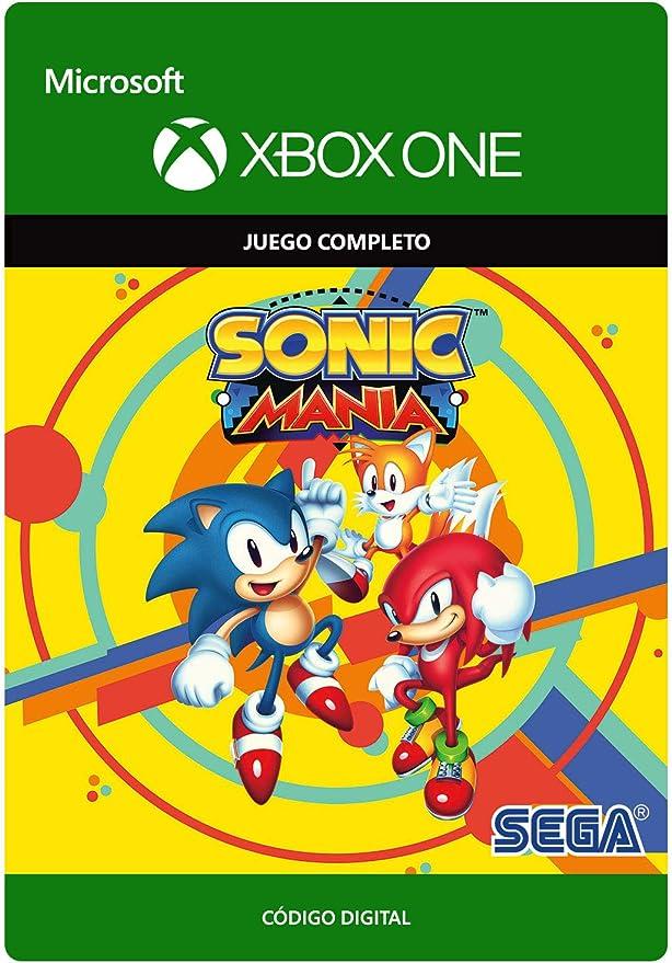 Sonic Mania Standard | Xbox One - Código de descarga: Amazon.es: Videojuegos