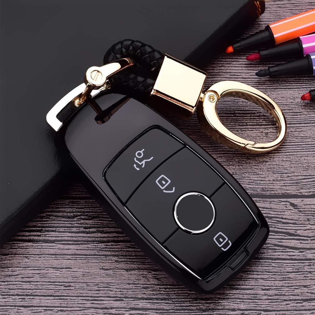 Noir Auto cl/és Sac Housse de Protection pour 2018 2019 Mercedes Benz E Class S Class W213 E400 E300 E43