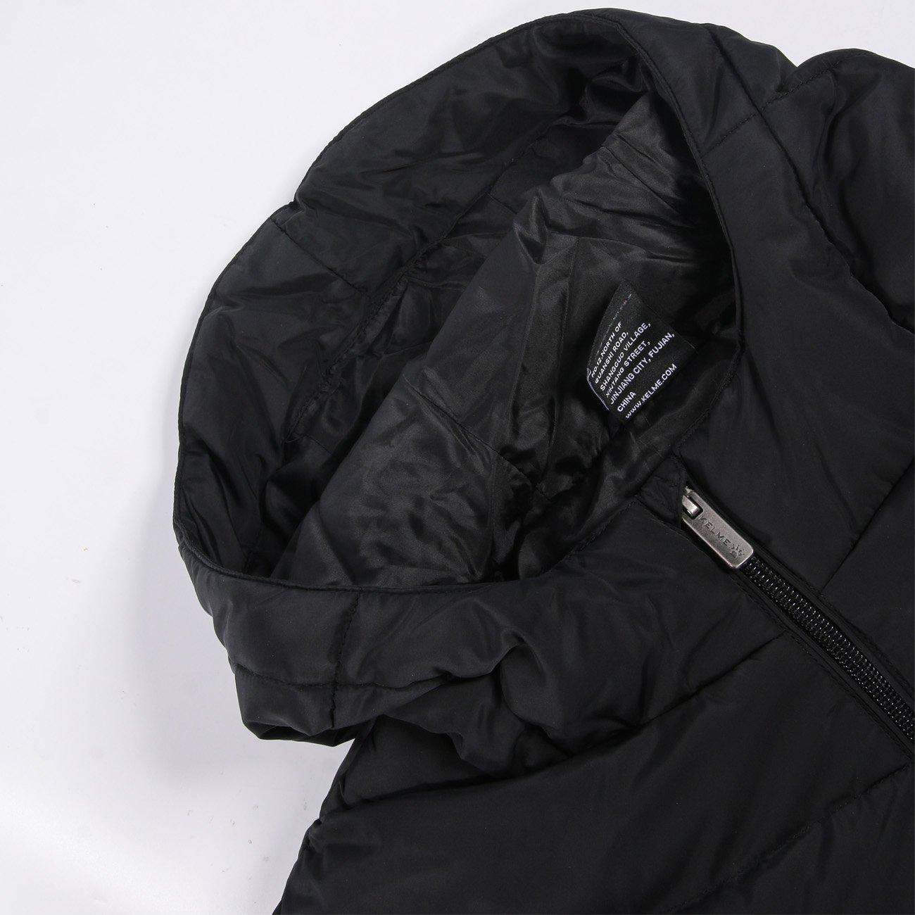 KELME Hombre Chaqueta Abrigo Resistente al Viento Coat ...