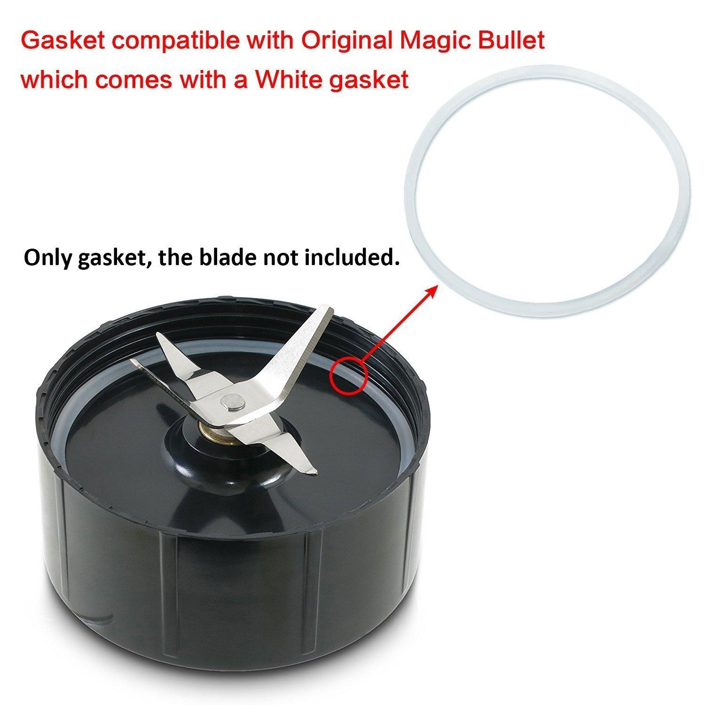 Lame à croix pièce de remplacement pour Magic Bullet inclus Caoutchouc Gear Seal Ring New