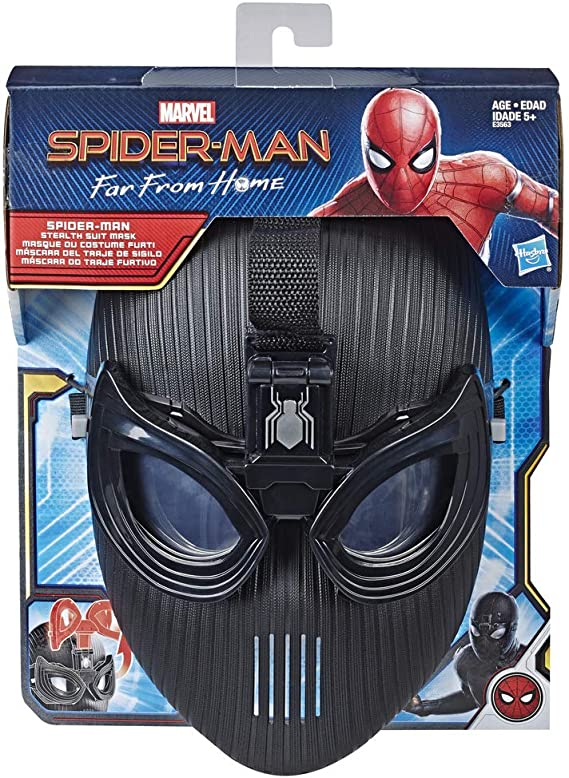 M/áscara Spiderman Hasbro