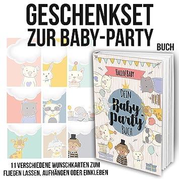 Geschenkset für Freundinnen und Freunde zur Baby-Party mit ...
