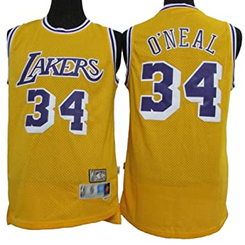 lcc Camiseta De Baloncesto Unisex De La NBA Vintage Jersey - O ...