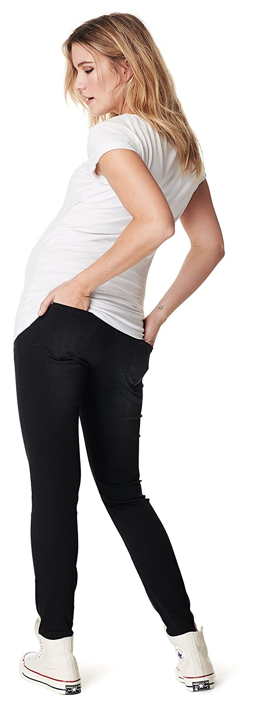 Noppies Jeans OTB Skinny Avi Everyday Black Maternit/é Femme