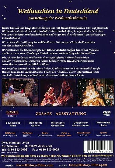 Weihnachten in Deutschland - Entstehung der ...: Amazon.de ...