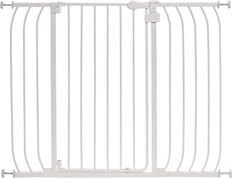 Summer Infant Sure and Secure Extra Tall Walk Thru Gate NA 1-Pack