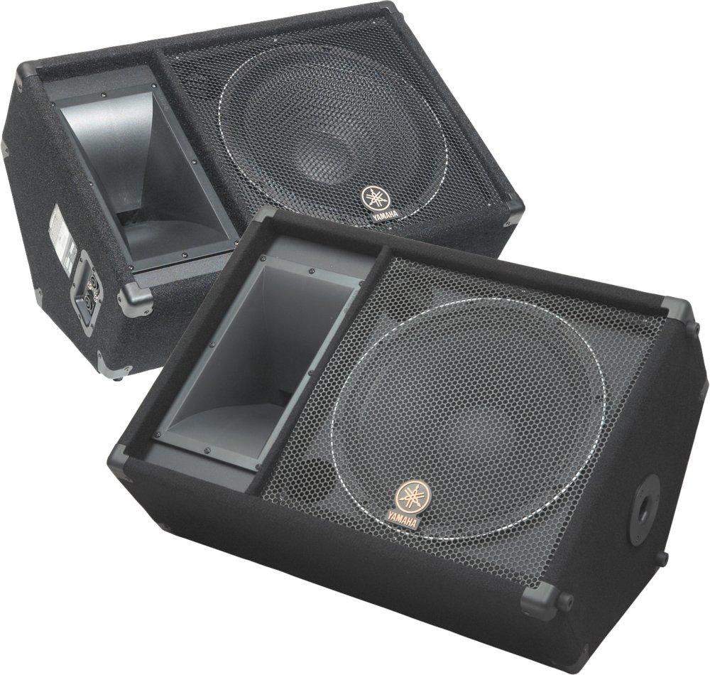 Yamaha SM15V 2-Way 15'' Club Series V Floor Monitor Pair