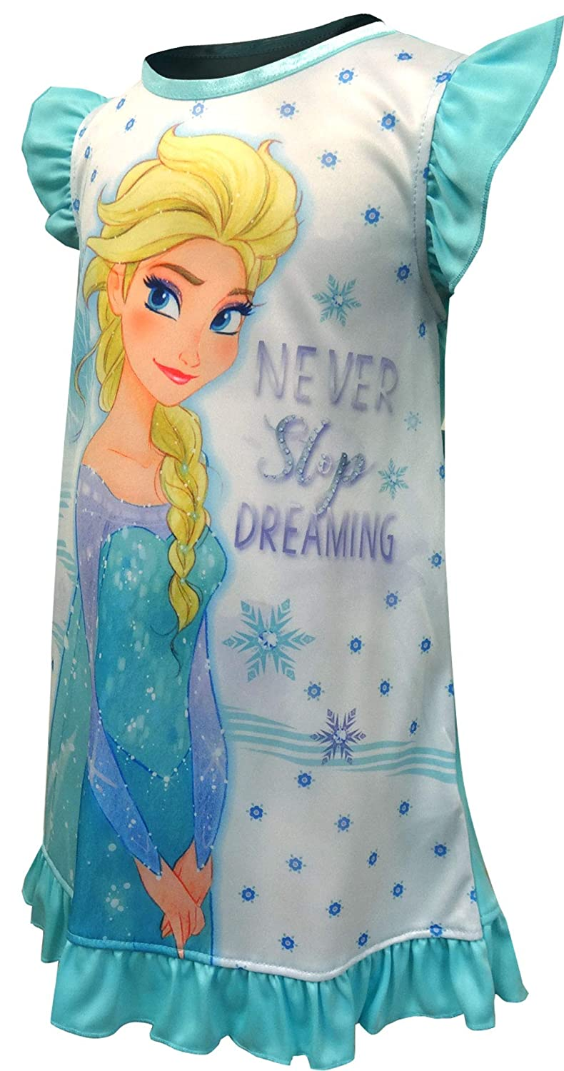 Disney Frozen Never Stop Dreaming Toddler Girls Nightgown
