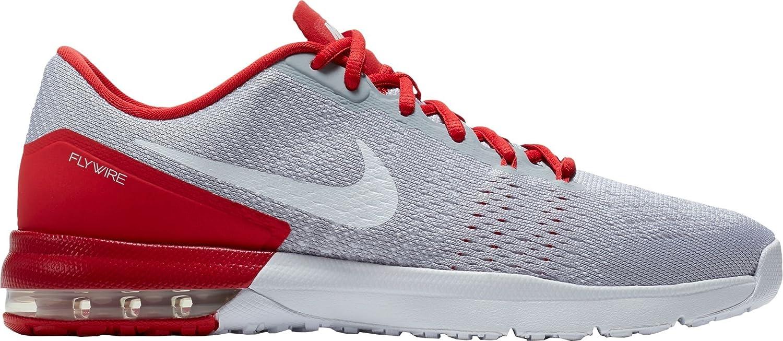 Conceptos Nike Hombre Air Max Typha Training Zapatos Wolf Gris/University Rojo 800SI