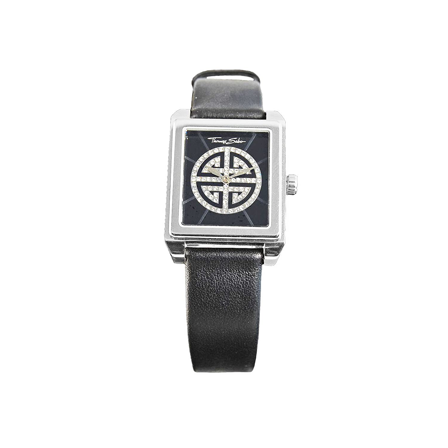 Womens Watches 【日本未発売】THOMAS SABO(トーマスサボ) 【日本未発売】THOMAS SABO(トーマスサボ) Rebel at Heart WA0059-203-203-27,5 B00AKDZMEG