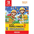 Super Mario Maker 2 Standard - Switch [Digital Code]
