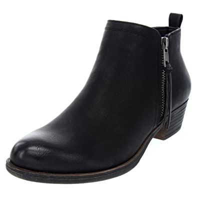 Sugar Women's Truffle Ankle Bootie Boot with Side Zip | Ankle & Bootie