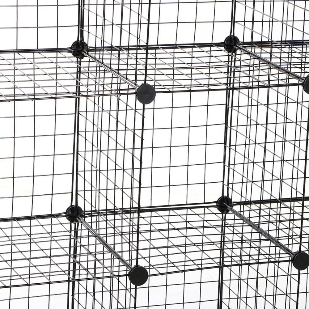 Awesome Black Wire Storage Cubes Adornment - Wiring Diagram Ideas ...