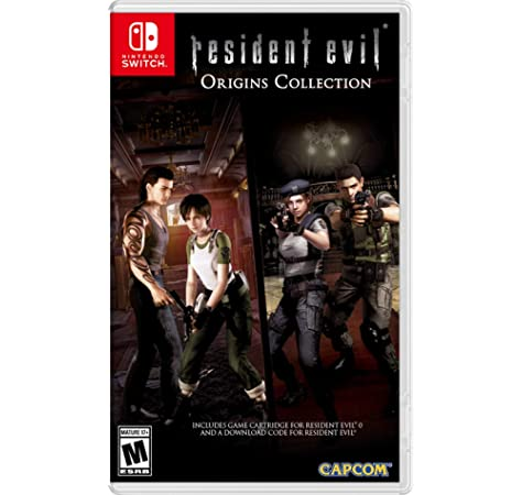 Resident Evil Origins Collection for Nintendo Switch: Amazon.es ...