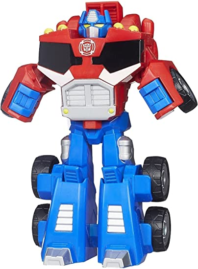 Rescan Bumblebee Transformers Rescue Bots Playskool Heroes voiture Hasbro 2015 NEUF