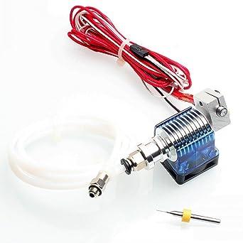 E3D V6 Hot Final Full Kit 1,75 mm 12 V/Reprap 3d impresora ...