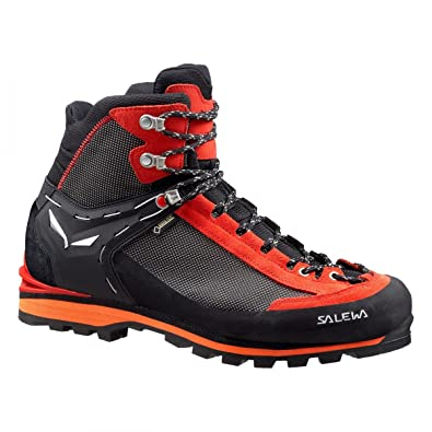 12c4fba939c Amazon.com | Salewa Crow GTX Men's Mountaineering Boots, Black ...