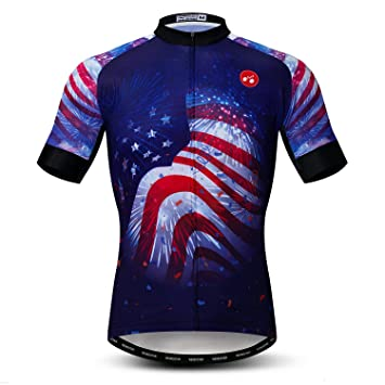 weimo Star Ciclismo Jersey Hombre Ciclismo Ropa Bicicleta Jersey ...