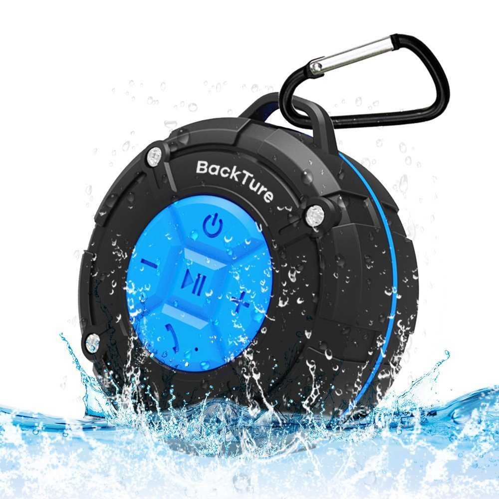 Wasserdichtes Duschradio mit Bluetooth