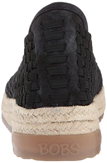 652dcb6efb5 BOBS from Skechers Women s High Jump-Sporty Espadrille Platform  Amazon.in   Shoes   Handbags
