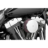 Arlen Ness 18-320 Big Sucker Stage I Air Filter Kit with Cover