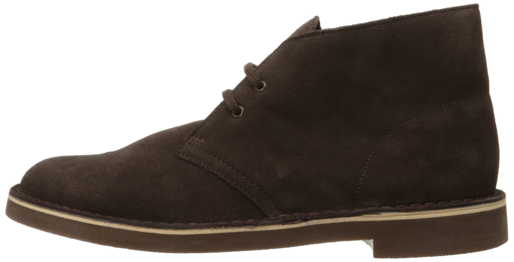 Clarks Men's Bushacre 2 Chukka Boot,Brown Suede,13 M US by CLARKS (Image #5)