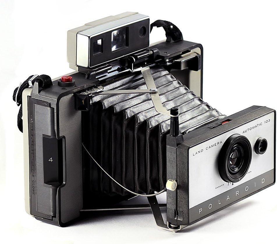 Polaroid 103 – Cámara instantánea Pack película tierra: Amazon.es ...